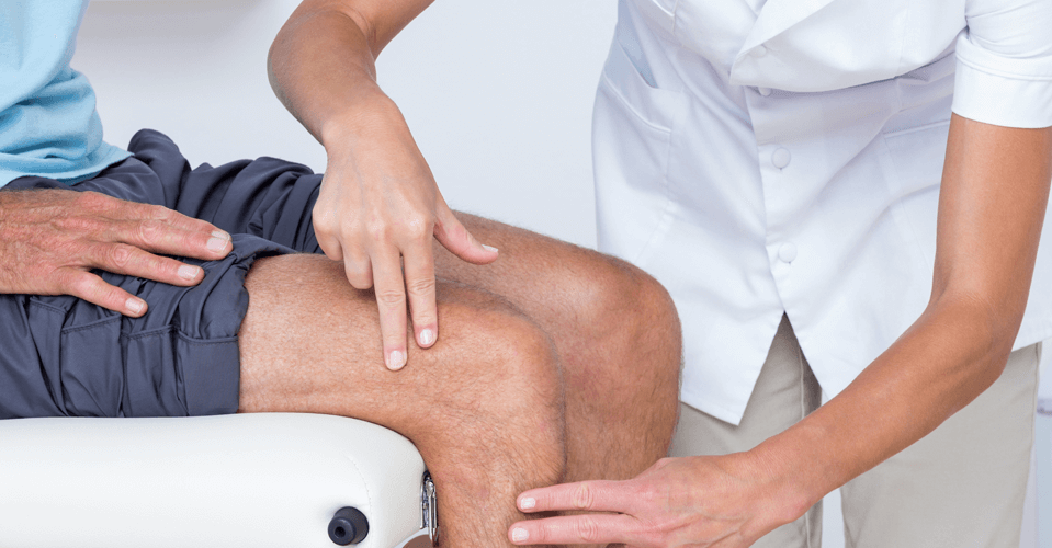 knee pain relief in McAllen