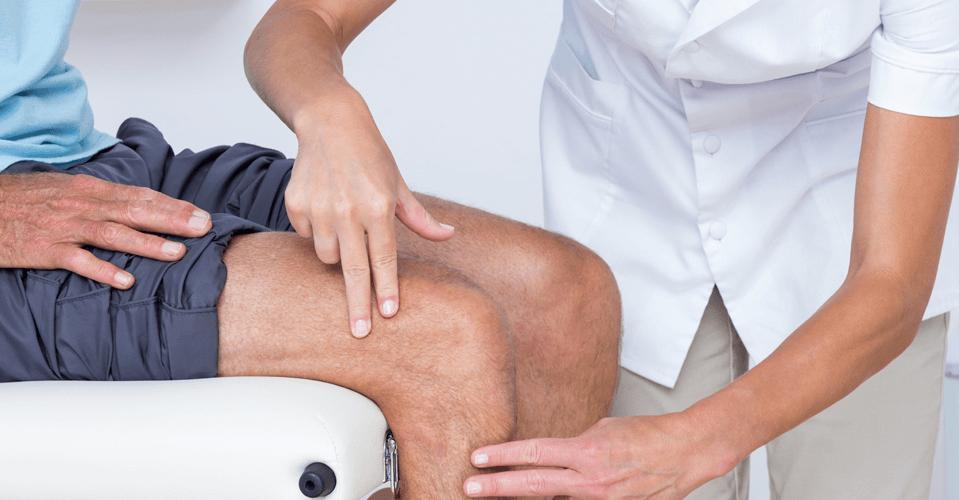 knee pain relief in McAllen