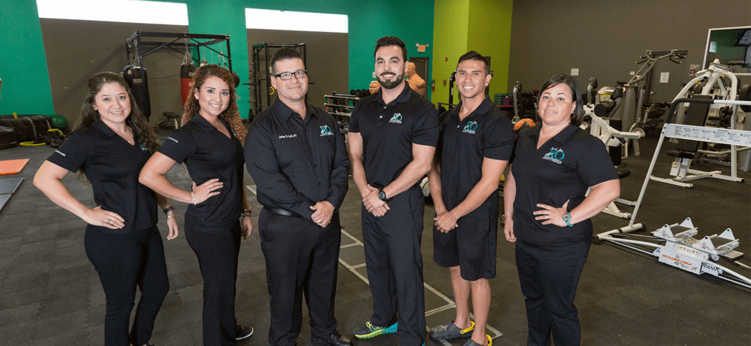 McAllen physical therapy