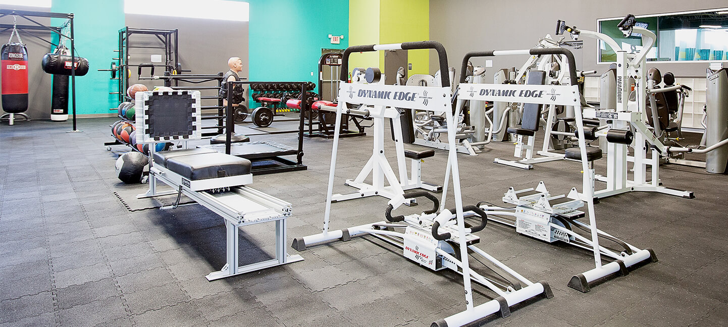 We have all types of dynamic training equipment for any application
