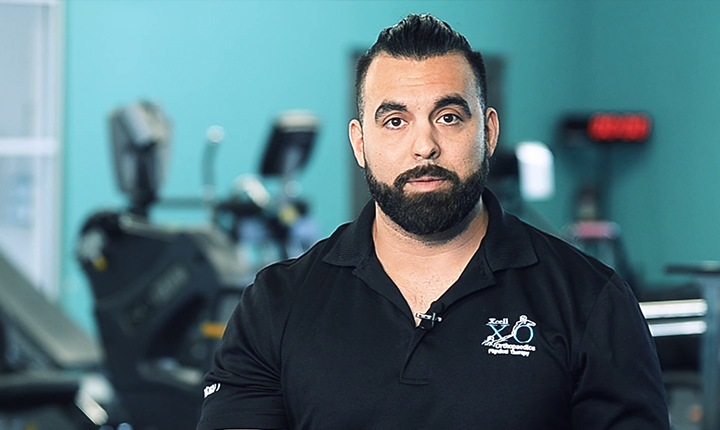 Yusef Yarrito, DPT from XOPT