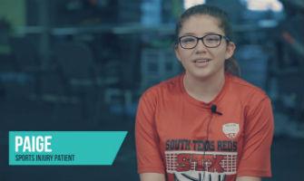 XOPT Sports Injury Testimonial