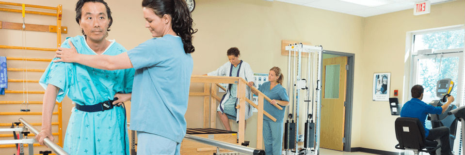 Fall prevention and balance training therapy