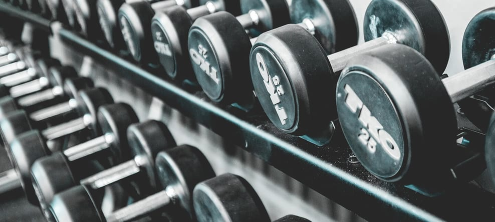 From weights to machines, we have everything you need!