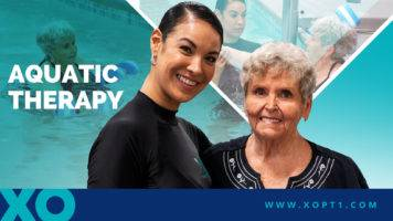 Sandy Snyder | Aquatic Therapy | Patient Stories